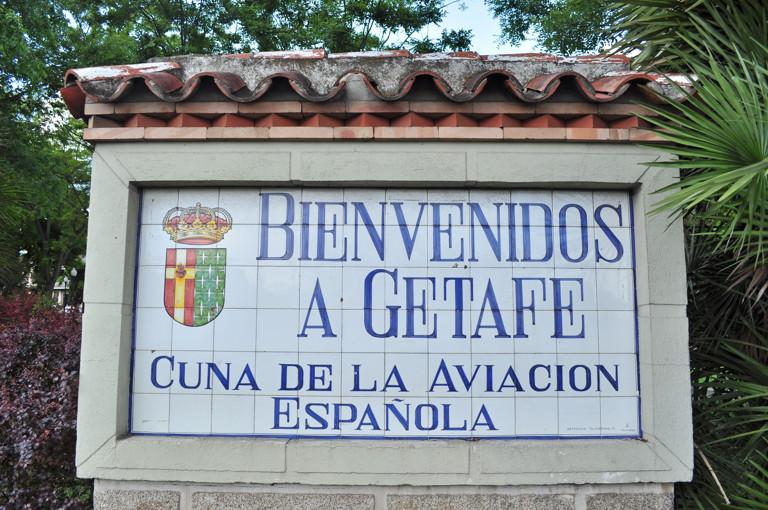 Getafe, capital del Sur y cuna de la aviación española